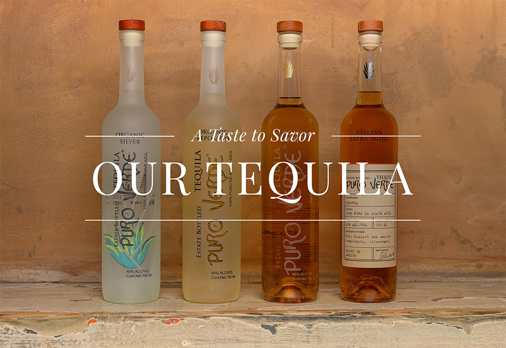 Puro Verde Tequila - Explore Our Tequilas