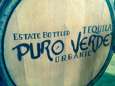 Estate Bottled - Puro Verde Tequila